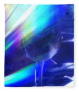 Art Glass Fleece Blanket
