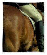 Art Of The Horse Fleece Blanket