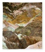 Artists Palette Fleece Blanket