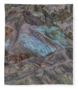 Artists Pallet Death Valley Ca Img 0448 Fleece Blanket