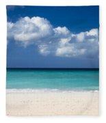 Aruba Beach Fleece Blanket