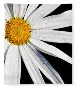 As Bright As A Daisy... Fleece Blanket