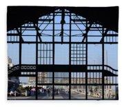 Asbury Park Fleece Blanket