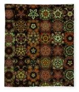 Asclepiads 6x8 Fleece Blanket