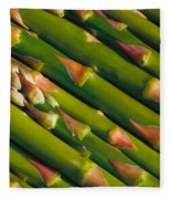 Asparagus Fleece Blanket