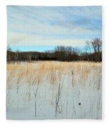 Aspen Prairie 2 Fleece Blanket