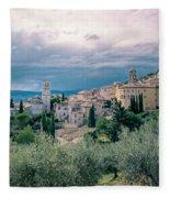 Assisi  Fleece Blanket