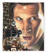 Doctor Who - Asylum Of The Daleks Fleece Blanket