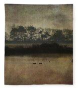At Dawn Fleece Blanket