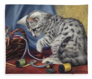 At Play Fleece Blanket