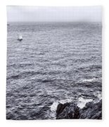 At Sea Fleece Blanket