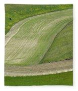 Parko Nazionale Dei Monti Sibillini, Italy 6 Fleece Blanket