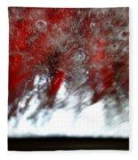 At The Car Wash 14 Fleece Blanket