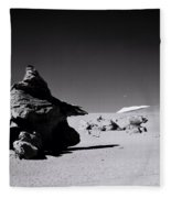 Atacama Desert Fleece Blanket
