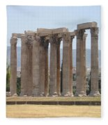 Athens 1 Fleece Blanket