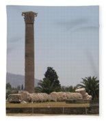 Athens 2 Fleece Blanket