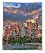 Atlantis Fleece Blanket