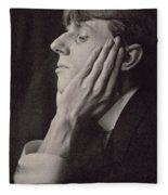 Aubrey Beardsley Fleece Blanket