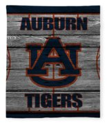 Auburn Tigers Fleece Blanket