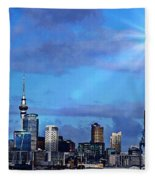 Auckland Fleece Blanket