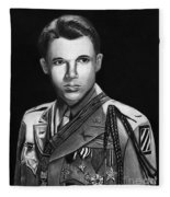 Audie Murphy Fleece Blanket