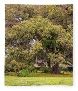 Audubon Park Fleece Blanket