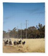 Australian Sheep Fleece Blanket