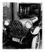 Automobile, 1916 Fleece Blanket