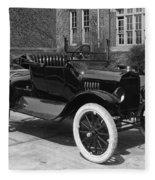 Automobile, 1921 Fleece Blanket