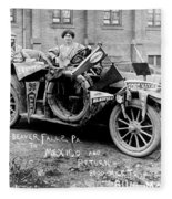 Automobile Buick, C1915 Fleece Blanket