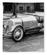 Automobile Disbrow, C1917 Fleece Blanket