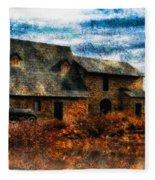 Autumn 1936 Fleece Blanket