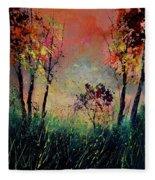 Autumn 5631 Fleece Blanket