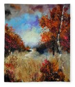 Autumn 5641 Fleece Blanket