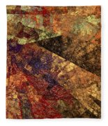 Autumn Bend Fleece Blanket