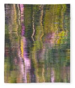 Autumn Carpet Fleece Blanket
