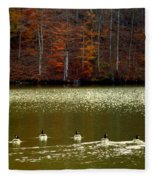 Autumn Cove Fleece Blanket