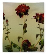 Autumn Fresco Fleece Blanket