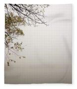 Autumn Mist Fleece Blanket