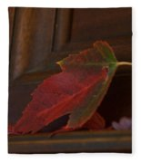Autumn Piano 5 Fleece Blanket