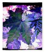 Autumn Reverie Fleece Blanket