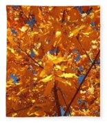 Autumn Splendor 15 Fleece Blanket