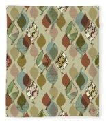 Autumnal Folly Fleece Blanket
