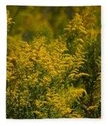 Autumn's Gold 2013 Fleece Blanket
