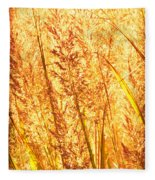 Autumns Passion Fleece Blanket