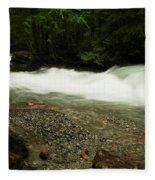 Avalanche Creek Fleece Blanket