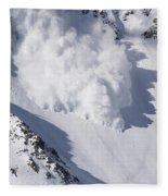 Avalanche IIi Fleece Blanket