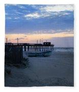 Avalon - Sunrise On 32nd Avenue Fleece Blanket