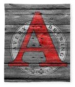 Avery Brewing Fleece Blanket