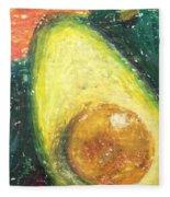 Avocados Fleece Blanket
